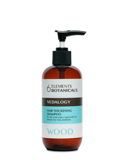 Vedalogy Hair Thickening Shampoo