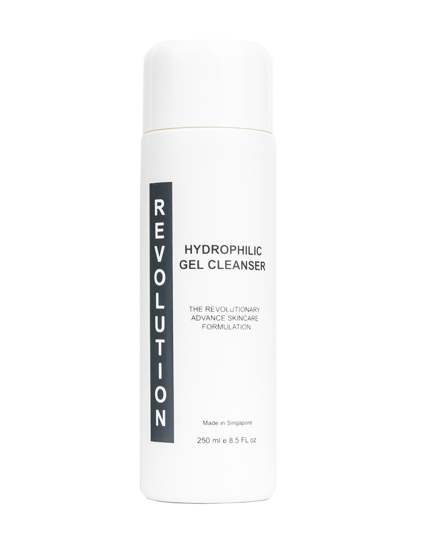 Hydrophilic Gel Cleanser