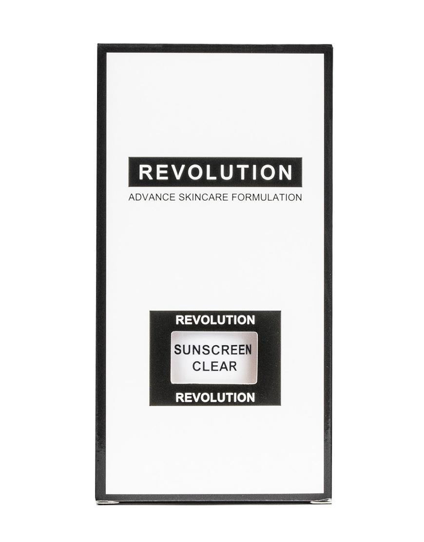 Revolution Sunscreen Clear